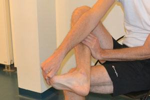 stretch fasciitis tendon